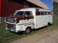 1952 Nash camper/motor home - Tin Can Classifieds