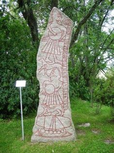 Ancient Rune Stone...