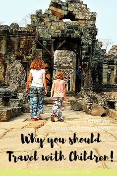 5 Important Reasons Why you should Travel with Children! // Family Travel - Meet the Wanderlust Storytellers - a travelling multi-cultural family who see a whole load of reasons why you should travel with your kids and how it benefits them in their own personal development. Click on the Pin to read more!