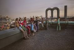 Gucci takes us to Berlin for a glamorous 1980s throwback