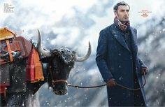 Hermès Fall-Winter 2008-2009 Ad Campaign.
