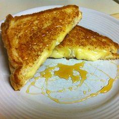 Sanduíche de queijo grelhado