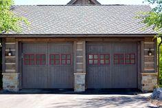 Lovely Opaque Garage Door