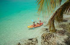 Kayak rental in Grand Case, St Martin - St Maarten  #caribbean #stmaarten #kayak