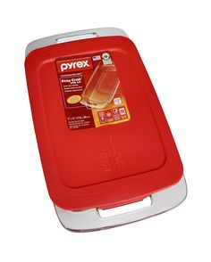 Pyrex Easy Grab 2-Quart Oblong Glass Bakeware Dish -- Click image to review more details.
