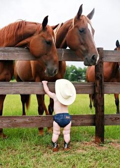 """Cutest little cowboy... LOVE!!!"""
