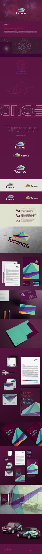 Branding and Visual Identity for Tucanae | B21 Branding Studio