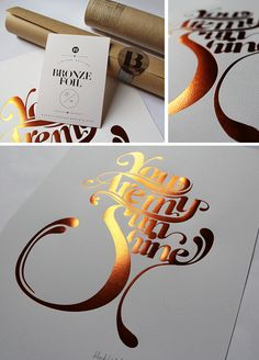 You Are My Sunshine - Bronze Foil (320 x 450mm) via black list studio prints #blackliststudioprints #foil #bronzefoil    $139.95