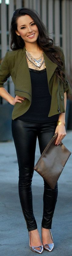 #Olive My #Jacket by Hapa Time => Click to see what she wears