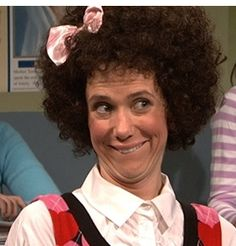 "Gilly! ""Sorry..."" Haha I love this SNL skit."