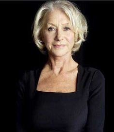 Helen Mirren - a woman who shows us how to just be yourself and LOVE IT!