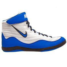 official photos ff9e9 5b7e5 Nike Inflict (OG Blue). Wrestling Shoes ...