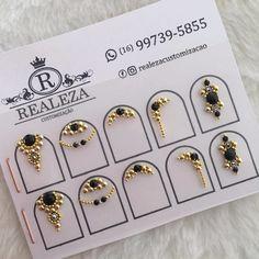 Compre online JOIAS DE UNHAS por R$2,50. Temos cartelÃo de joias de unhas 5 pares - ca0007, joia luxo - lx0001 e mais. Faça seu pedido, pague-o online e receba onde quiser.
