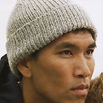 Knit a simple ribbed toque | .canadianliving.com