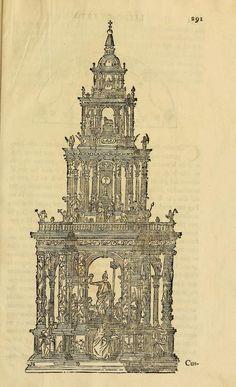 Varia commensuracion para la escultura y arquitectura / - Biodiversity Heritage Library