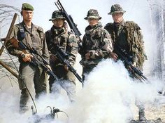 French Foreign Legion sniper teams