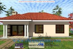 A W2317 Round House Plans, Small Modern House Plans, Open Floor House Plans, Free House Plans, Beautiful House Plans, House Floor, House Plans Mansion, Porch House Plans, 4 Bedroom House Plans