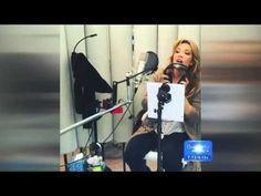 """Thalia presta su voz ¡y hasta su casa! a los Minions (""""Despierta America"""" - 28.05.2015) - YouTube"""
