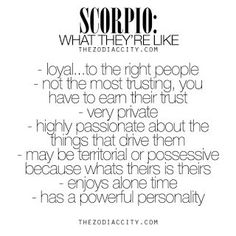 1000+ ideas about Scorpio Traits on Pinterest | Zodiac Signs, Leo ...