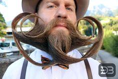 Justin Kellermeier of the Dream Beard Team. The OG in Beard Care.