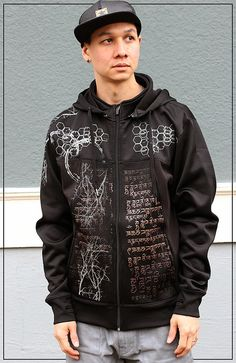 Custom Hoodie  One only  One of a kind  script  by Rythmatix