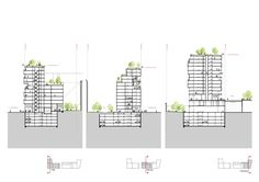 Gallery of SeARCH Wins Housing Block Competition in Paris - 5