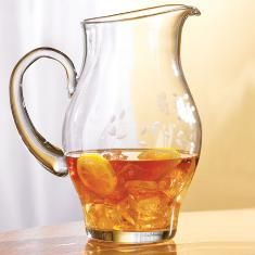#PrincessHouse #Heritage® #Pitcher...handblown and handcut...a fantastic addition to your collection...slender but oversized shape is perfect for serving your favorite beverages in style....reg. price; $69.95   WE SHIP ANYWHERE IN THE U.S.  lindabradley@myprincesshouse.com