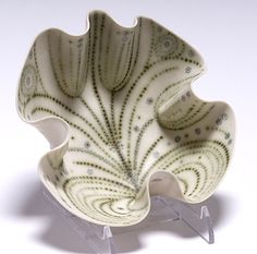Mary Rogers Organic Bowl click the image for further information Ceramic Decor, Ceramic Design, Ceramic Pottery, Ceramic Art, Ceramic Light, Ceramic Bowls, Colored Vases, The Potter's Wheel, Ceramic Figures