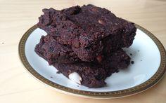 Schoko-Fudge-Kuchen-Brownie