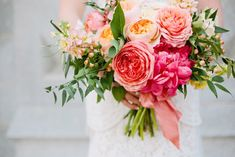Devour the Details: Wedding Wednesdays: The Best Blooms for Your Summe...