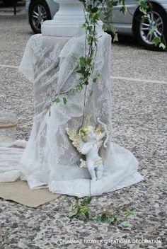 Στολισμός γάμου με ορτανσίες,Στολισμός εκκλησίας γάμου μέ λευκές ορτανσίες,γαμήλια διακόσμηση,ιδέες προσφορές,Wedding Decoration Ideas Vintage, Vintage Wedding Ideas,Προσφορά Γάμου Lace Wedding, Wedding Dresses, Vintage, Fashion, Bride Dresses, Moda, Bridal Gowns, Fashion Styles, Weeding Dresses