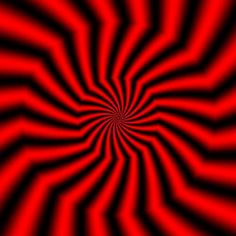 Red Swirl Optical Illusion - http://www.moillusions.com/red-swirl-optical-illusion/