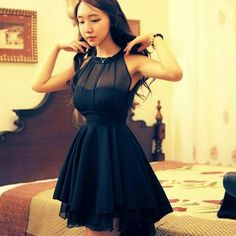 Sleeveless Bodycon Dress With Open Back Bandage Peplum Casual Lace Dresses