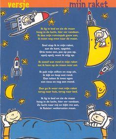 Christoffelschool SO - Susan Spekschoor :: christoffelschoolso Primary School, Pre School, Elementary Schools, Space Party, Space Theme, Fun Activities For Kids, Preschool Activities, Poetry For Kids, Art For Kids