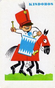 Kisdobos kártyanaptár (1973)