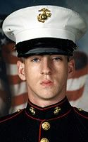 Marine Lance Cpl. Jeffery S. Holmes  Died November 25, 2004 Serving During Operation Iraqi Freedom  20, of White River Junction, Vt.; assigned to 1st Battalion, 8th Marine Regiment, 2nd Marine Division, II Marine Expeditionary Force, Camp Lejeune, N.C.; killed Nov. 25 by enemy action in Anbar province, Iraq.