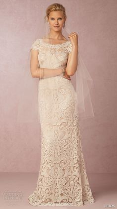 "BHLDN Fall 2015 Wedding Dresses — ""Twice Enchanted"" Lookbook 