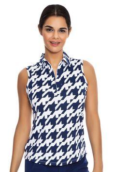 Women Golf Clothes   JoFit Cosmopolitan Golf Sleeveless Shirt : UT121