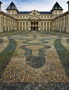 Castello del Valentino, Torino,province of Turin , piemonte  Italy  by paolo modena