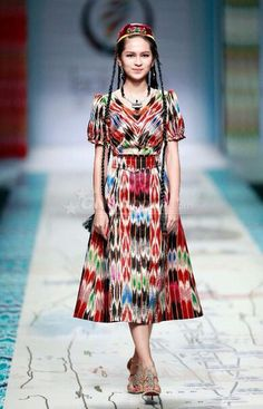 Uyghur fashion