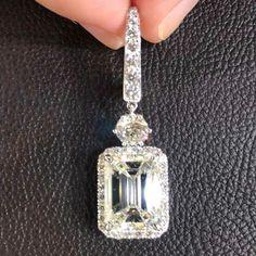 "REPOST!!!  10.08ct and 10.03ct earrings at our shop "" JAWHARA JEWELLERS @jawhara_jewellery @jawhara_workshop ❤️😍💎🔥 #luxuryfashion #luxurycar #luxury #luxuryliving #luxurywatches #luxuryearrings #bride #groom #wedding #jewelry #jewellery #jewelerslife #jewelleryshow #basel #baselworld2017 #baselworld #kuwait #riyadh #jeddah #doha #dubai #abudhabi #bahrain #oman #qatar #saudia  Photo Credit: Instagram ID @bin_fares"