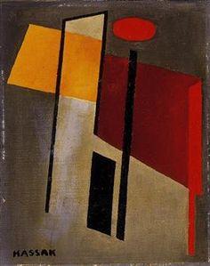 Composition - Lajos Kassak
