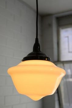 vintage classic shade - Schoolhouse Ceiling Pendant 683x1024