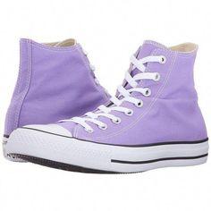 40d7a67e2584 Converse Chuck Taylor All Star Seasonal Color Hi (Frozen Lilac) Lace up  casual Shoes