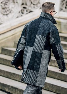 Autumn coat… Photo credit - Tommy Ton Norsis Street StyleView on Instagram