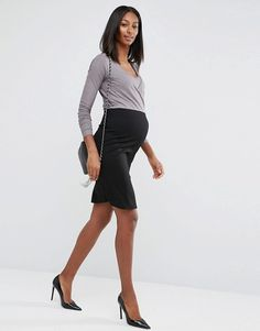 13c2262e89 16 Best Maternity clothes images | Pregnancy, Trendy maternity ...
