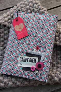 personnaliser carnet couture