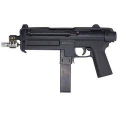 """Arsenal """"Shipka"""" Sub Machine Gun SMG - Polyvore"""