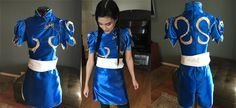 Make Your Own: Chun Li from Street Fighter Costume | DIY Guides for Cosplay & Halloween