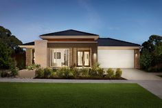 The Killara with the Hartley facade, on display at Ambrosia, Cranbourne West - Carlisle Homes Ambrosia Estate, Cranbourne West, Construction Services, Cranbourne West, VIC, 3977 - TrueLocal